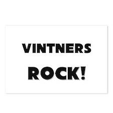 Vintners ROCK Postcards (Package of 8)