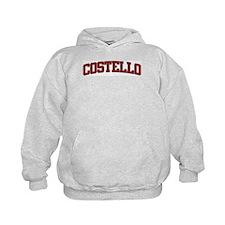 COSTELLO Design Hoodie