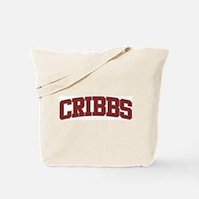 CRIBBS Design Tote Bag