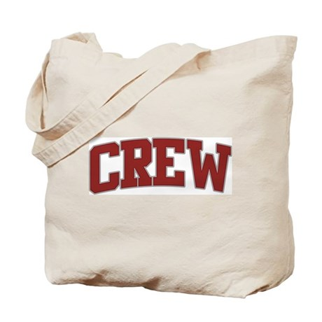 CREW Design Tote Bag