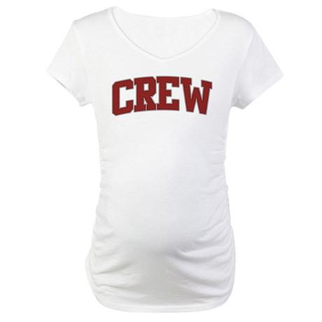 CREW Design Maternity T-Shirt