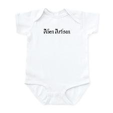 Alien Artisan Infant Bodysuit