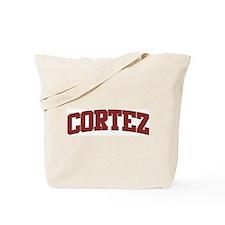CORTEZ Design Tote Bag