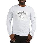 Redneck Wedding Rings Long Sleeve T-Shirt