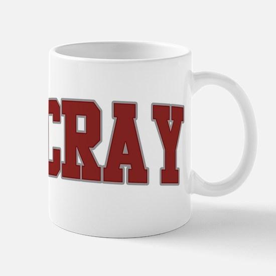 CRAY Design Mug
