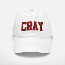 CRAY Design Baseball Baseball Cap