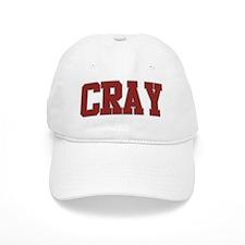 CRAY Design Baseball Cap
