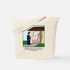 Sacrilicious Tote Bag