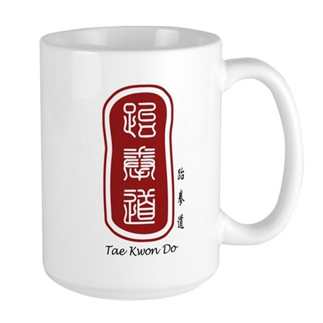 Tae Kwon Do Large Mug