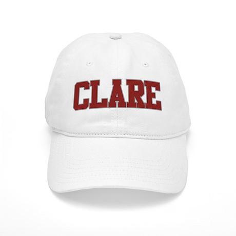 CLARE Design Cap