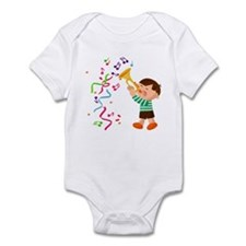 Trumpet Boy Infant Bodysuit