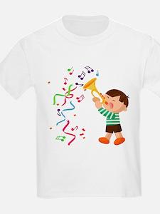 Trumpet Boy T-Shirt