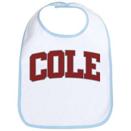 COLE Design Bib