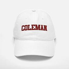 COLEMAN Design Baseball Baseball Cap