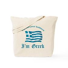 Greek Baklava2 Tote Bag