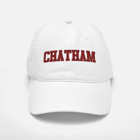 CHATHAM Design Baseball Baseball Cap