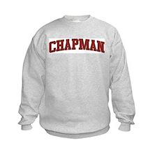 CHAPMAN Design Sweatshirt