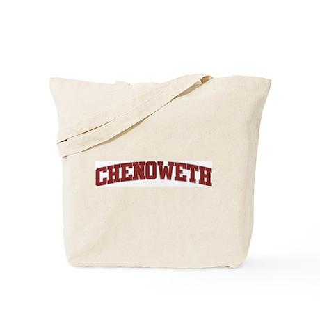 CHENOWETH Design Tote Bag