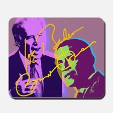 Obama Biden 08 Mousepad