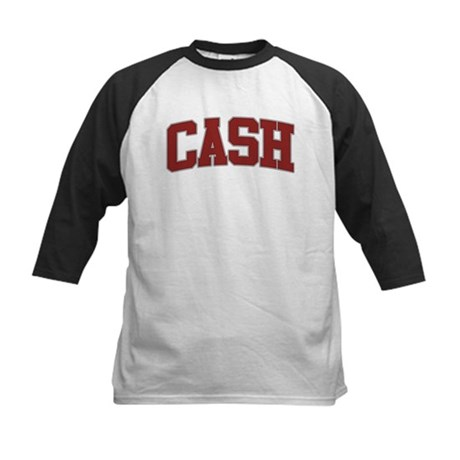 CASH Design Kids Baseball Jersey