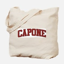CAPONE Design Tote Bag