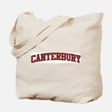CANTERBURY Design Tote Bag