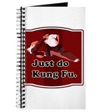 Just Do Kung Fu Journal