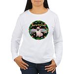 XmasMusic2MC/ Pug 11 Women's Long Sleeve T-Shirt