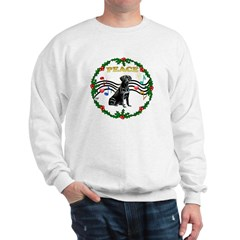 XmasMusic1MC/ Lab Sweatshirt