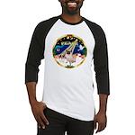 XmasSunrise/Pug Baseball Jersey