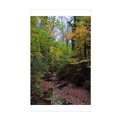 Michael Traubel Rectangle Sticker 50 pk)