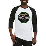 XmasMusic2/Skye Terrier Baseball Jersey