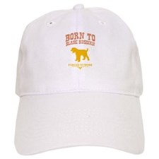 Black Russian Terrier Baseball Cap