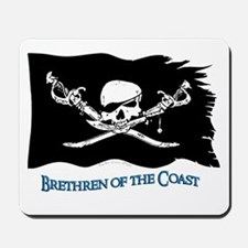 Brethren of the Coast Mousepad