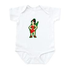 Xena Infant Bodysuit
