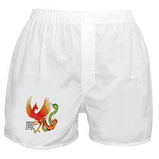 Chinese Phoenix Boxer Shorts