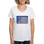 Janet Schroeder Women's V-Neck T-Shirt