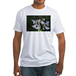 Janet Schroeder Fitted T-Shirt