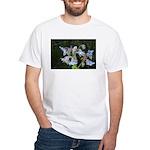 Janet Schroeder White T-Shirt