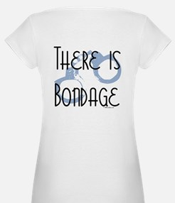 ... there is bondage (handcuf Shirt