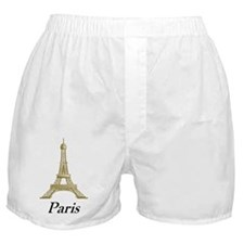 Eiffel Tower 1 Boxer Shorts