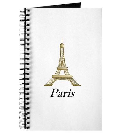 Eiffel Tower 1 Journal