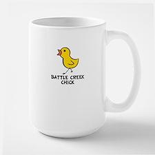 Battle Creek Chick Large Mug