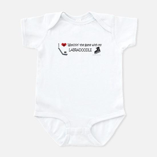 labradoodle Infant Bodysuit
