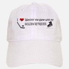 golden retriever Baseball Baseball Cap