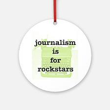 Journo Rock Keepsake (Round)