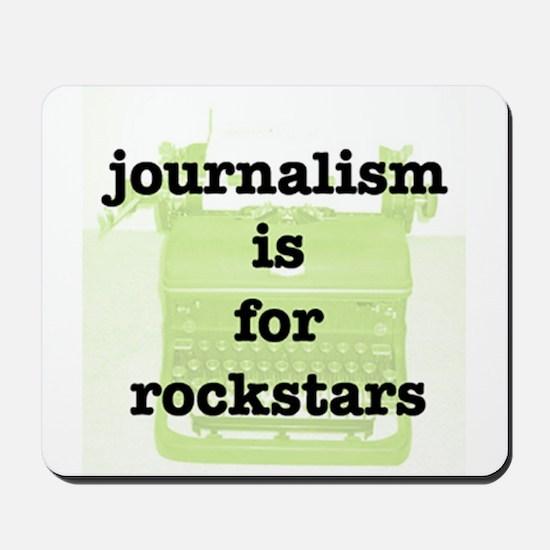 Journo Rock Mousepad