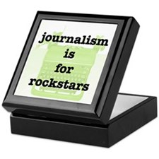 Journo Rock Keepsake Box