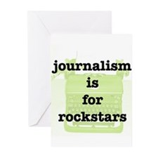 Journo Rock Greeting Cards (Pk of 10)
