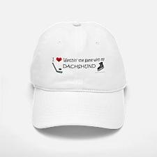 dachshund Baseball Baseball Cap